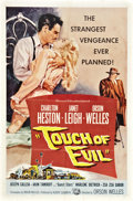 "Movie Posters:Film Noir, Touch of Evil (Universal International, 1958). One Sheet (27"" X41"").. ..."