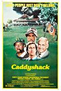 "Movie Posters:Comedy, Caddyshack (Orion, 1980). Poster (40"" X 60"").. ..."