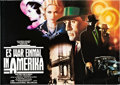 "Movie Posters:Crime, Once Upon a Time in America (Warner Brothers, 1984). German A0 (33""X 46"").. ..."