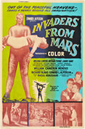 "Movie Posters:Science Fiction, Invaders from Mars (20th Century Fox, 1953). Poster (40"" X 60"")....."