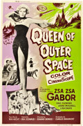 "Movie Posters:Science Fiction, Queen of Outer Space (Allied Artists, 1958). Poster (40"" X 60"")....."