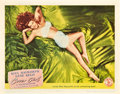 "Movie Posters:Musical, Cover Girl (Columbia, 1944). Lobby Card (11"" X 14"").. ..."