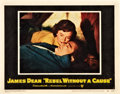 "Movie Posters:Drama, Rebel Without a Cause (Warner Brothers, 1955). Lobby Card (11"" X14"").. ..."