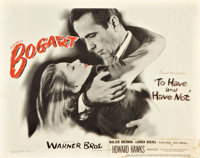 "To Have and Have Not (Warner Brothers, 1944). Title Lobby Card (11"" X 14"")"