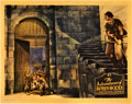"Movie Posters:Adventure, The Adventures of Robin Hood (Warner Brothers, 1938). Lobby Card(11"" X 14"").. ..."
