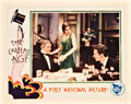 """Movie Posters:Drama, The Careless Age (First National, 1929). Lobby Card (11"""" X 14"""")....."""