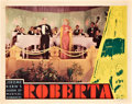 "Movie Posters:Musical, Roberta (RKO, 1935). Lobby Card (11"" X 14"").. ..."