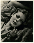 "Movie Posters:Drama, Loretta Young in ""Man's Castle"" by George Hurrell (Columbia, 1933).Portrait Still (11"" X 14"").. ..."