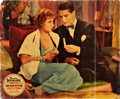 "Movie Posters:Comedy, One Hour with You (Paramount, 1932). Jumbo Lobby Card (14"" X 17"")....."