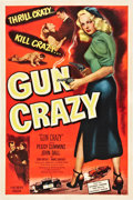 "Movie Posters:Film Noir, Gun Crazy (United Artists, 1949). One Sheet (27"" X 41"").. ..."