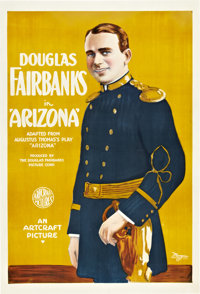 "Arizona (Artcraft, 1918). One Sheet (27"" X 41"")"