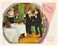 "Movie Posters:Comedy, Blonde Crazy (Warner Brothers, 1931). Lobby Card (11"" X 14"").. ..."