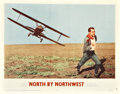 """Movie Posters:Hitchcock, North by Northwest (MGM, 1959). Lobby Card (11"""" X 14"""").. ..."""