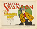 "Movie Posters:Drama, The Humming Bird (Paramount, 1924). Title Lobby Card (11"" X 14"")....."