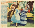 "Movie Posters:Fantasy, Alice in Wonderland (Paramount, 1933). Lobby Card (11"" X 14"").. ..."