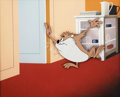 Animation Art:Production Cel, Dr. Devil and Mr. Hare Animation Production Cel Original Art(Warner Bros., 1964)....
