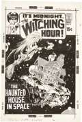 Original Comic Art:Covers, Neal Adams The Witching Hour #14 Cover Original Art (DC,1971).... (Total: 2 )