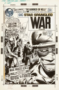 Original Comic Art:Covers, Joe Kubert Star Spangled War Stories #159 Unknown SoldierCover Original Art (DC, 1971)....