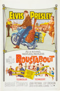Memorabilia:Poster, Roustabout Movie Poster (Paramount, 1964)....