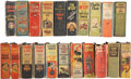 Platinum Age (1897-1937):Miscellaneous, Big Little Book Group (Whitman, 1933-40).... (Total: 21 Items)