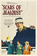 "Movie Posters:Drama, Scars of Jealousy (First National, 1923). One Sheet (27.5"" X 41"")....."