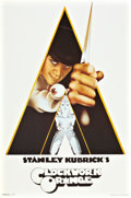 "Movie Posters:Science Fiction, A Clockwork Orange (Warner Brothers, 1971). Promotional Poster (24""X 36"").. ..."
