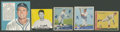 Baseball Cards:Lots, 1933-1959 Miscellaneous Baseball Lot of 5. ... (Total: 5 cards)