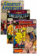 Silver Age (1956-1969):Science Fiction, Strange Adventures and Others Group (DC, 1958-72) Condition:Average VG.... (Total: 41 Comic Books)