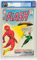Silver Age (1956-1969):Superhero, The Flash #131 Pacific Coast pedigree (DC, 1962) CGC NM+ 9.6Off-white pages....