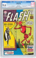 Silver Age (1956-1969):Superhero, The Flash #133 Massachusetts Copy pedigree (DC, 1962) CGC NM+ 9.6White pages....