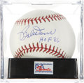 Autographs:Baseballs, Bobby Doerr Single Signed Baseball PSA Mint+ 9.5. ...