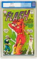 Silver Age (1956-1969):Superhero, The Flash #140 Western Penn pedigree (DC, 1963) CGC NM+ 9.6Off-white to white pages....