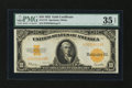 Large Size:Gold Certificates, Fr. 1173 $10 1922 Gold Certificate PMG Choice Very Fine 35 EPQ....