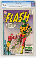 Silver Age (1956-1969):Superhero, The Flash #146 Pacific Coast pedigree (DC, 1964) CGC NM+ 9.6Off-white pages....