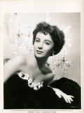 """Movie Posters:Miscellaneous, Elizabeth Taylor (Paramount, 1950). Keybook Photos (2) (8"""" X 11"""")..... (Total: 2 Items)"""