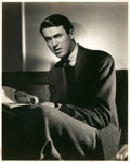 "Movie Posters:Miscellaneous, James Stewart by Ted Allen (MGM, 1936). Portrait Still (7.5"" X9.25"").. ..."