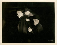 """Lon Chaney Lot (MGM, 1928 and 1930). Photos (3) (8"""" X 10""""). Miscellaneous. ... (Total: 3 Items)"""
