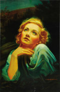 "Movie Posters:Drama, Blonde Venus (Paramount, 1932). Special One Sheet (25"" X 38""). ..."