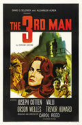 "Movie Posters:Film Noir, The Third Man (Selznick, 1949). One Sheet (27"" X 41""). ..."