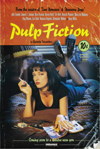 "Pulp Fiction (Miramax, 1994). One Sheet (27"" X 40"")"