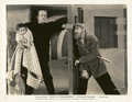 "Movie Posters:Horror, Lon Chaney, Jr. in ""The Ghost of Frankenstein"" (Universal, 1942). Stills (3) (8"" X 10"").. ... (Total: 3 Items)"