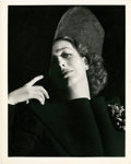 """Movie Posters:Drama, Joan Crawford by George Hurrell (MGM, 1942). Portrait (8"""" X 10"""")....."""