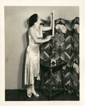 """Movie Posters:Drama, Joan Crawford by Ruth Harriet Louise (MGM, 1920s). Portrait Still (8"""" X 10"""").. ..."""