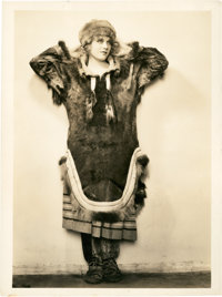 "Esther Ralston in ""Wolves of the North"" (Universal, 1924). Portrait Still (8"" X 10"")"