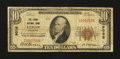 National Bank Notes:Colorado, Lamar, CO - $10 1929 Ty. 1 The Lamar NB Ch. # 9036. ...