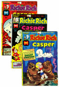 Bronze Age (1970-1979):Cartoon Character, Richie Rich and Casper #1-45 File Copies Group (Harvey, 1974-82)Condition: Average VF/NM.... (Total: 45 )