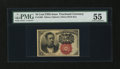 Fractional Currency:Fifth Issue, Fr. 1266 10c Fifth Issue PMG About Uncirculated 55....