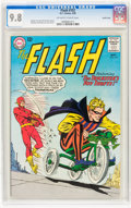 Silver Age (1956-1969):Superhero, The Flash #152 Pacific Coast pedigree (DC, 1965) CGC NM/MT 9.8 Off-white to white pages....