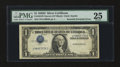 Error Notes:Inverted Third Printings, Fr. 1613n $1 1935D Silver Certificate. PMG Very Fine 25.. ...