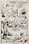 Original Comic Art:Panel Pages, Bernie Wrightson Witching Hour #3 page 4 Original Art (DC,1969)....